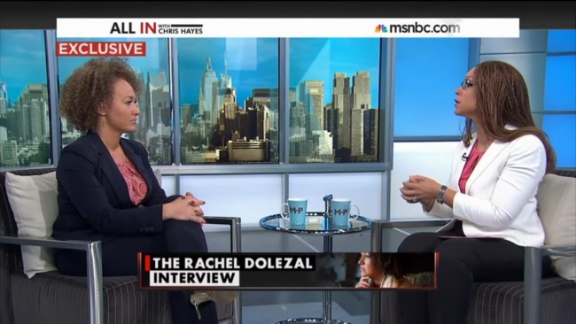 Melissa Harris-Perry Receives A Whooping On Twitter Over Her Awful Rachel Dolezal Interview