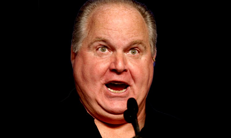 Rush Limbaugh Claims Sulu From Star Trek Is Trying To Make All Of America Gay