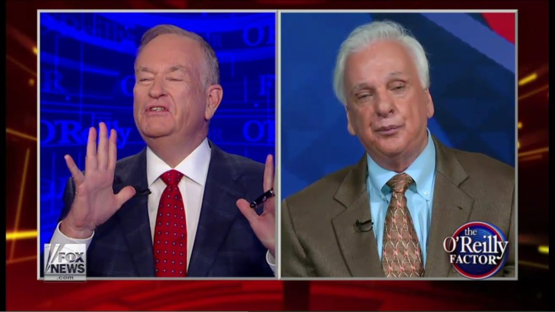 Bill O'Reilly And Bernie Goldberg Admit They Won't Venture Outside The Conservative Bubble