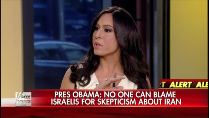 "After Obama's Iran Speech, Fox's Andrea Tantaros Says He ""Took A Blame America"" Approach"