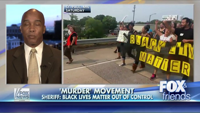 "Fox News Calls #BlackLivesMatter The ""Murder Movement"" And Wants It Labeled As A Hate Group"