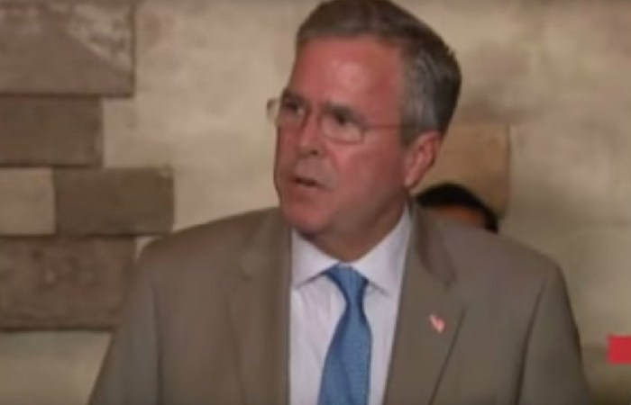 Jeb Bush: When I Mention Anchor Babies, I'm Really Referring To Asians, Not Latinos