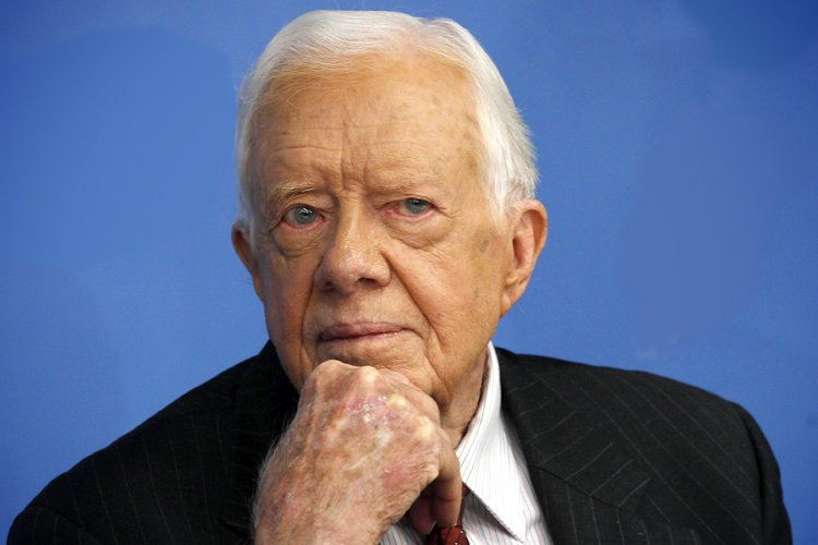 """Tweeting """"A Cancer Has Cancer,"""" Conservative Film Critic Celebrates Jimmy Carter's Illness"""