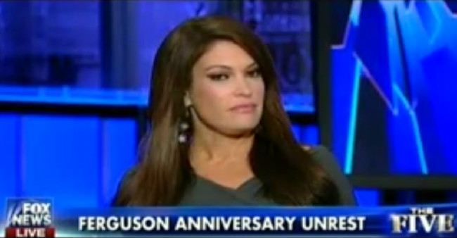 "Fox News' Kimberly Guilfoyle Calls #BlackLivesMatter Protests In Ferguson ""Barbaric"""