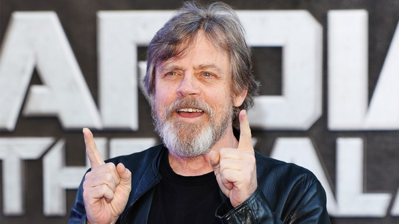 Conservative Ammosexuals Troll Mark Hamill On Twitter After He Advocates For Gun Control