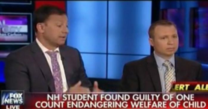 Fox News Claims That False Rape Allegations Are An Epidemic After Owen Labrie Verdict