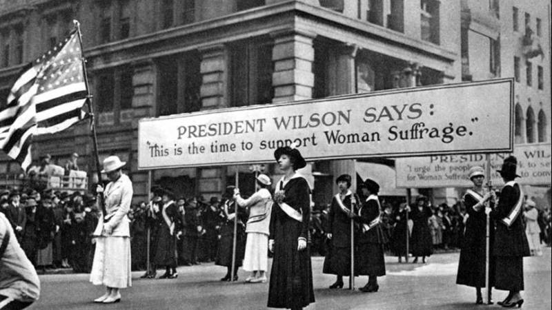 """Women's Equality Day: Welcome To The """"New Normal"""" Of The Voting Public"""