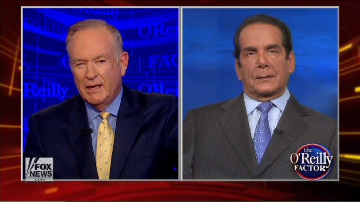 Bill O'Reilly Says That Colin Powell Should Apologize To America For Supporting #BlackLivesMatter