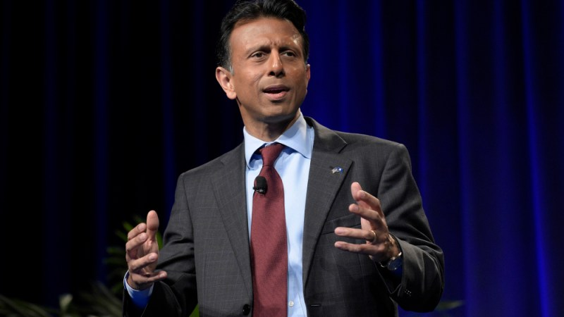 Bobby Jindal: I'm Cool With A Muslim President As Long As He's A Republican Christian