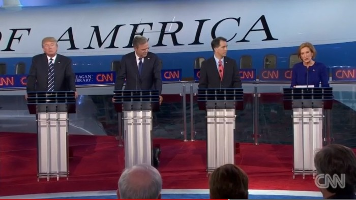 What Was Up With Some Of Those Silly Secret Service Code Names We Heard At The GOP Debate?