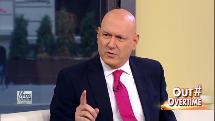 Fox's Keith Ablow Wants Mandatory Gun Ownership And Thinks Non-Gun Owners Are Insane