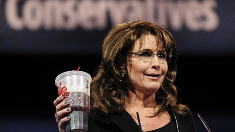 Governor/Quitter Sarah Palin Should Quit Journalism, Too