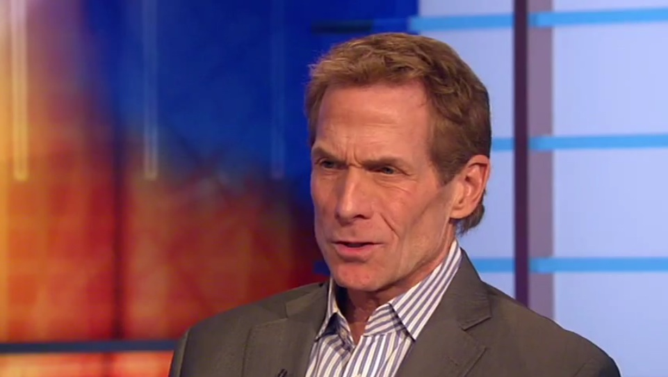 ESPN's Skip Bayless: I Forbid My Woman To Have A Twitter Account Because She's Too Opinionated