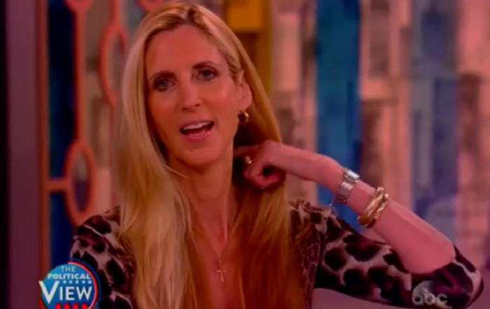 Ann Coulter: I'm A Native American Because My Ancestors Were Settlers, Not Immigrants