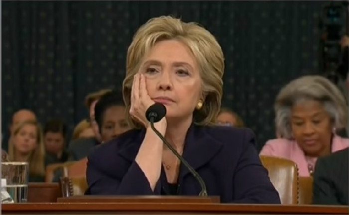 """Male Pundits Just Can't Stop Complaining About Hillary's """"Shrieking"""" And """"Screeching"""""""