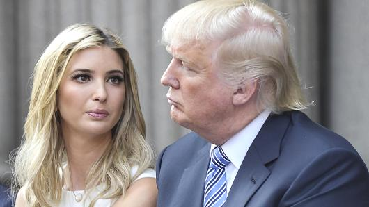 Donald Trump Thinks His Daughter Should Be The Next Speaker Of The House