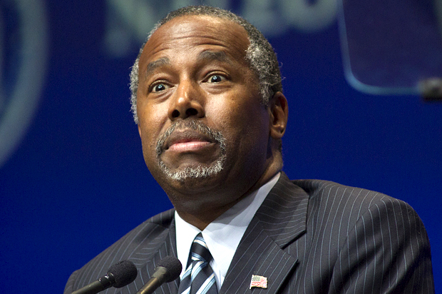 Ben Carson's Mad That Fox Moderators Didn't Wake Him From His Nap At Debate