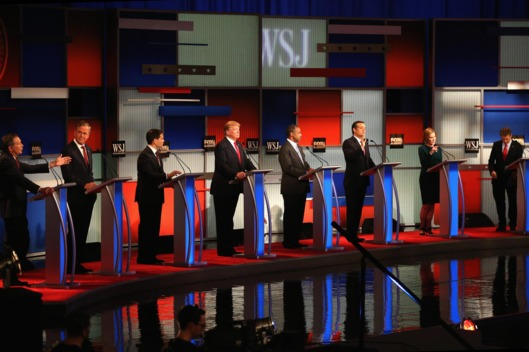 Liberalism: Because The GOP Debate Proves Conservatism is Empty