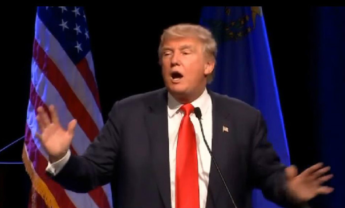Donald Trump Claims He Would Have Killed The Paris Terrorists If He Were There