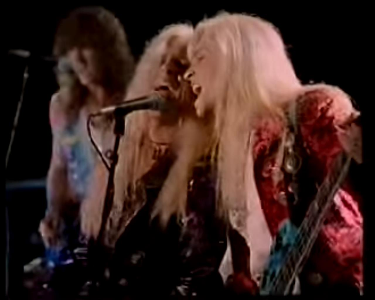 """Contemptor's Late-Night Crappy Hair Metal Video: """"After The Rain"""" By Nelson"""