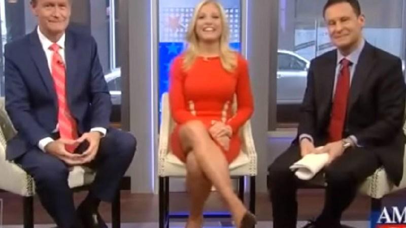 """Fox's Brian Kilmeade To Co-Host Steve Doocy: """"I Told You I Like My Meat Tight"""""""