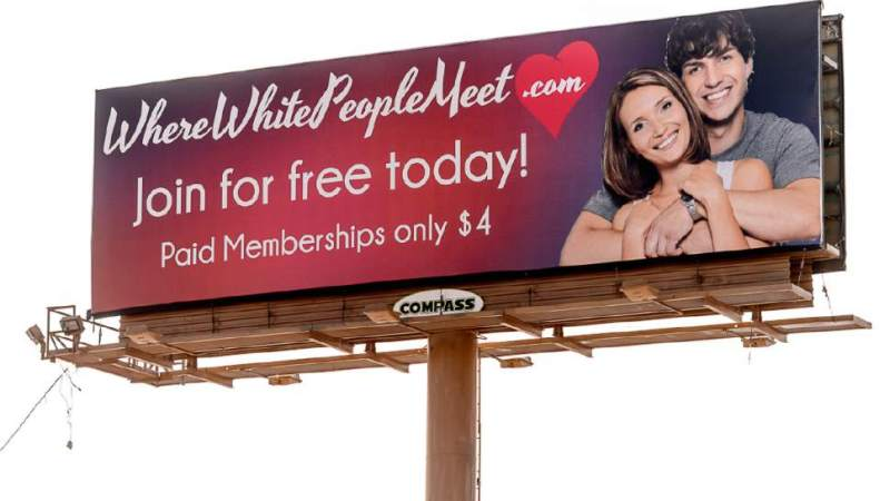 White Supremacists Finally Have Their Own Dating Site As 'Where White People Meet' Is Online