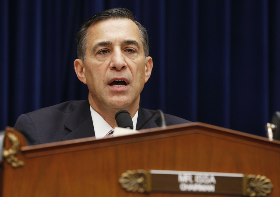 Darrell Issa: Closing Gitmo Is Just Like Marching Thousands Of Native Americans To Their Deaths