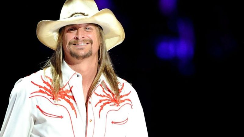 Do You Remember When Big Trump Fan Kid Rock Wanted Rick Snyder To Run For President?