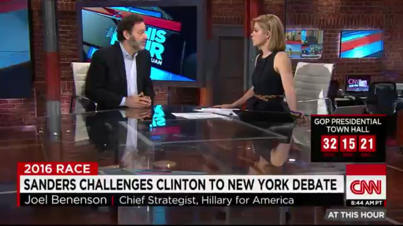 Hillary Campaign To Bernie: No More Debates Unless You Change Your Tone And Play Nice
