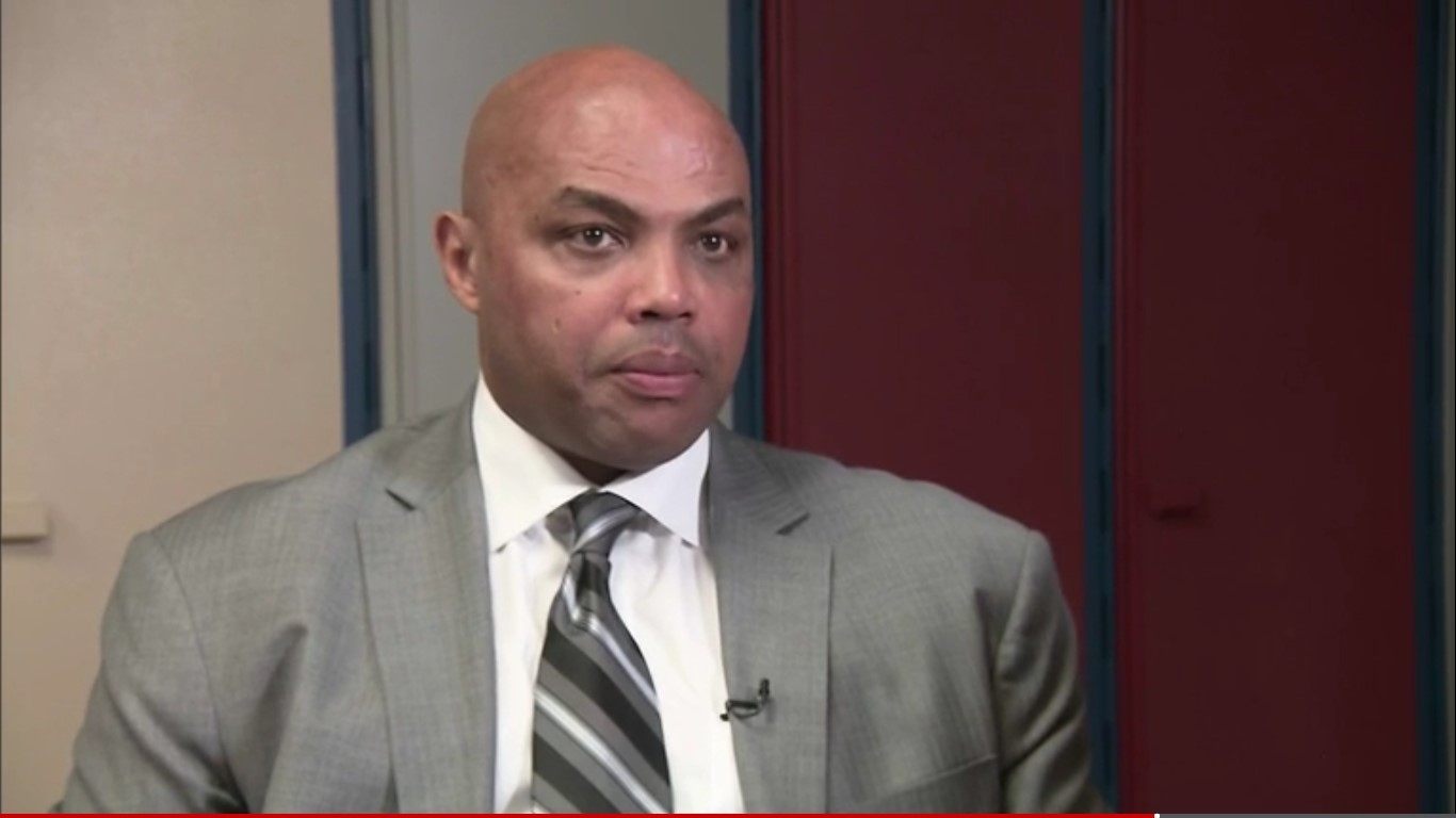 Charles Barkley: NBA Should Move All-Star Game From North Carolina Over Anti-LGBT Law