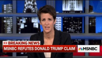maddow pats herself on the back for going easy on kellyanne conway