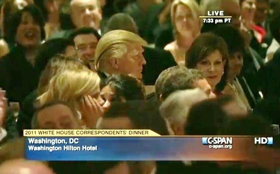 Worried Obama Will Roast Him Again, Trump Won't Attend White House Correspondents' Dinner