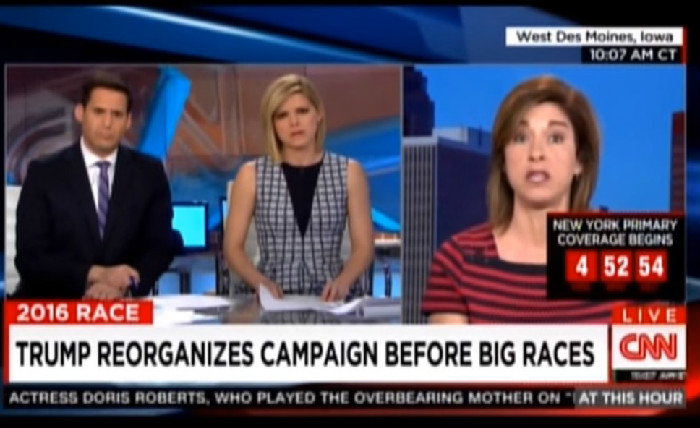 CNN Catches Trump Staffer In A Lie After She Baselessly Accuses Cruz Of Bribing Delegates