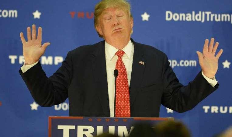 "GOP Trump Backers Claim His Border Wall Is ""Virtual"" And Mass Deportations ""Rhetorical"""