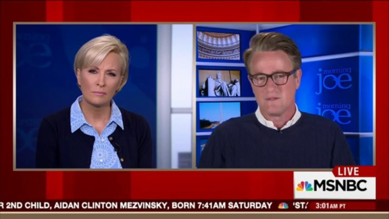 "Mika Calls Trump ""Pathetic"" While Scarborough Likens His Rhetoric To Nazi Germany"
