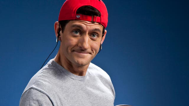 Trump Smash: Paul Ryan's Heroic Media Image Finally Cracks
