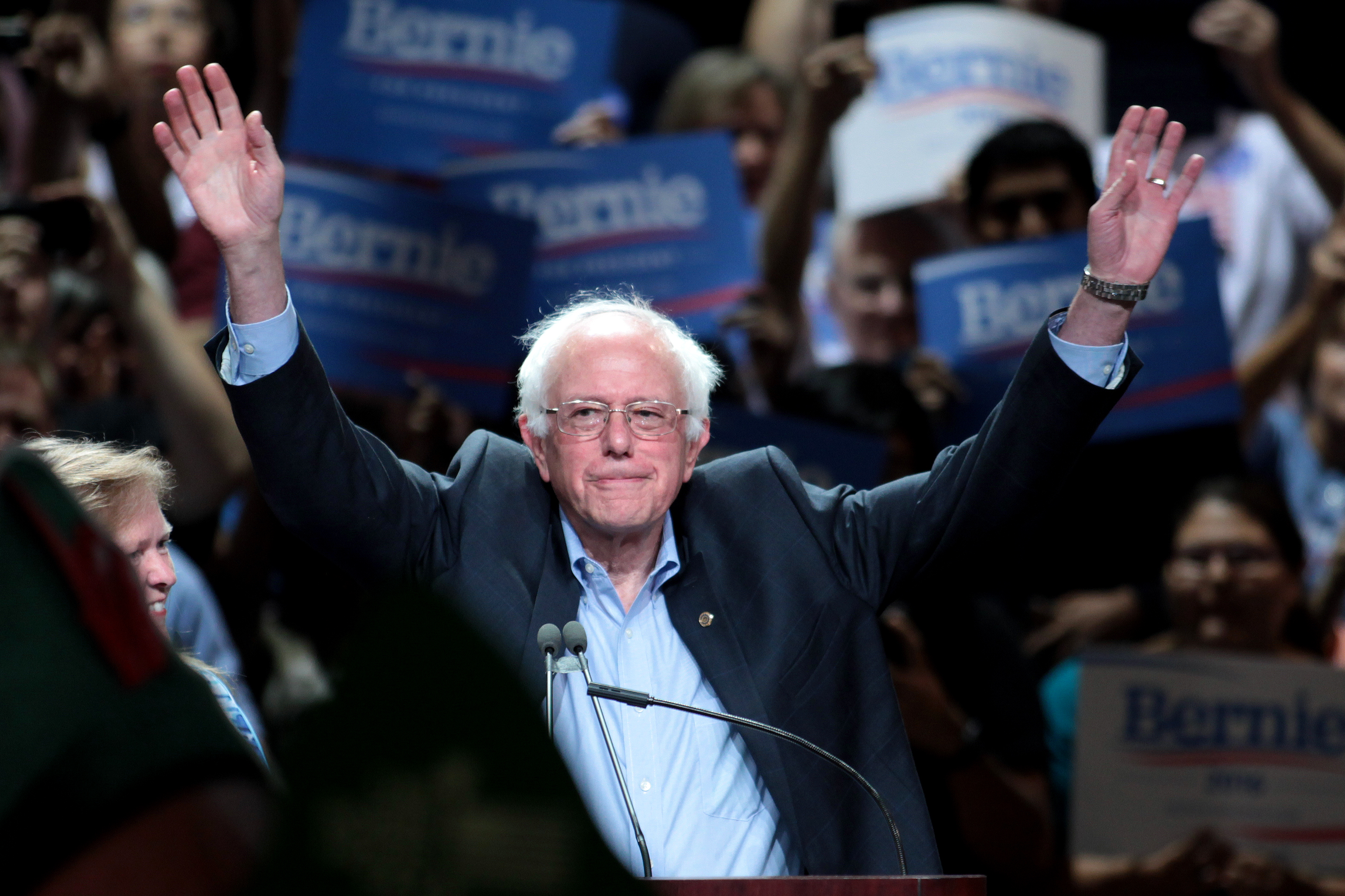 Democrats' Platform Proves Bernie's Campaign Was Worth It
