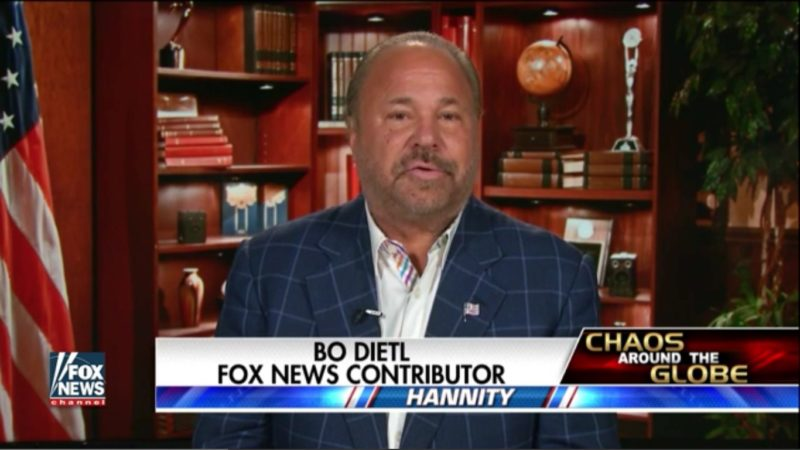 """Fox Contributor Insists There's A """"Race War Going On"""" Because Obama """"Never Ran A Business"""""""