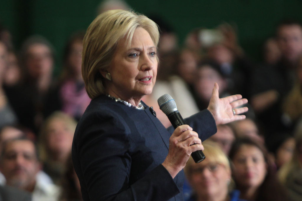 Hillary Clinton's Speech Tonight Is Her Chance To Inspire The Nation