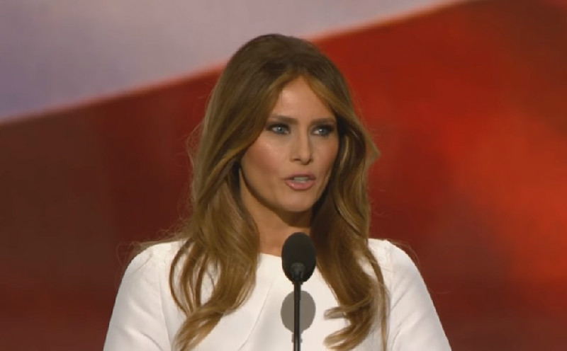 Trump Camp Denies Melania Plagiarized Speech From Michelle Obama, Blames Hillary Clinton