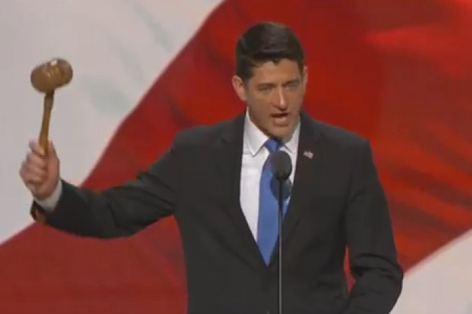 Paul Ryan Takes Huge Donation From AT&T As It Lobbies To End Internet Freedom