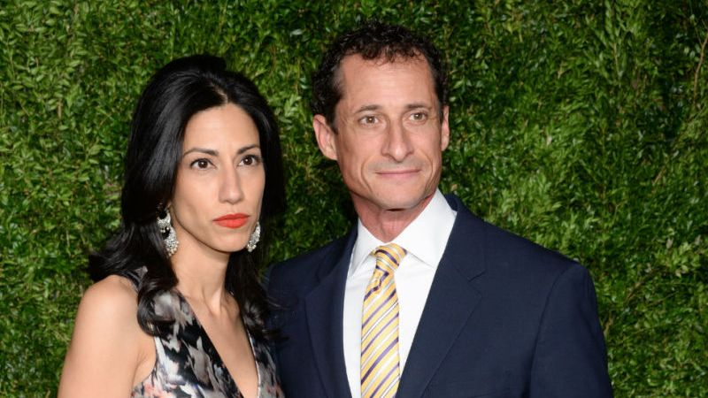 Huma Abedin Separates From Anthony Weiner Because He Can't Stop Texting Pics Of His Junk
