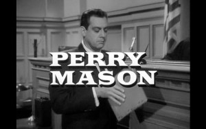 Raymond Burr played the titular character in this legal drama [Image: CBS]