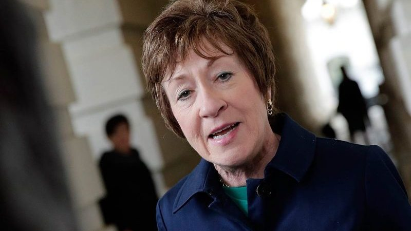 With Trump's Campaign In Freefall, GOP Sen. Susan Collins Now Willing To Go #NeverTrump