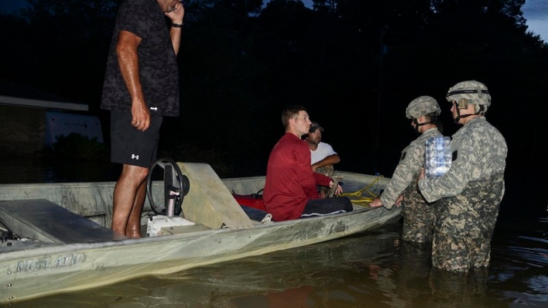 Was Louisiana Flooding Caused By Government Weather Weapon?