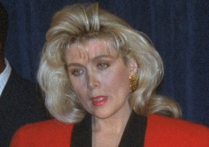 Trump Campaign Says Gennifer Flowers Won't Attend Monday's Presidential Debate