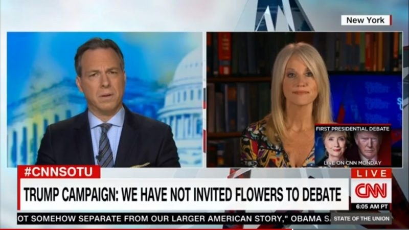 """Jake Tapper: Trump's Not A Counter-Puncher, """"He Attacks People On Their Own All The Time"""""""