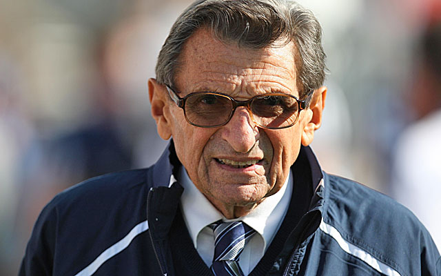 Penn State To Honor Joe Paterno, A Guy Who Facilitated Child Rape For Decades