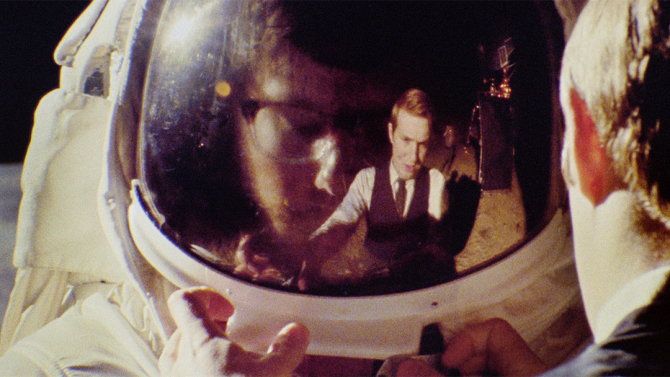'Operation Avalanche' Is A Quirky, Found Footage Moonshot
