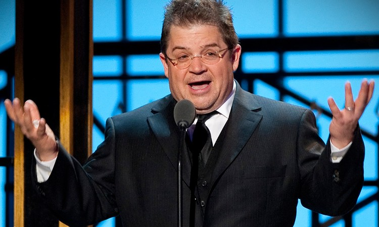 Patton Oswalt: Hillary Clinton's Pneumonia Is Better Than Donald Trump's Narcissism